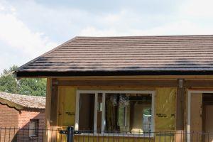 het nieuwe dak, hagelproof