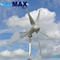 SkyMax windturbine approved by Jeff